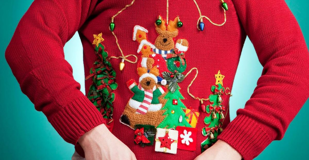 google christmas jumpers