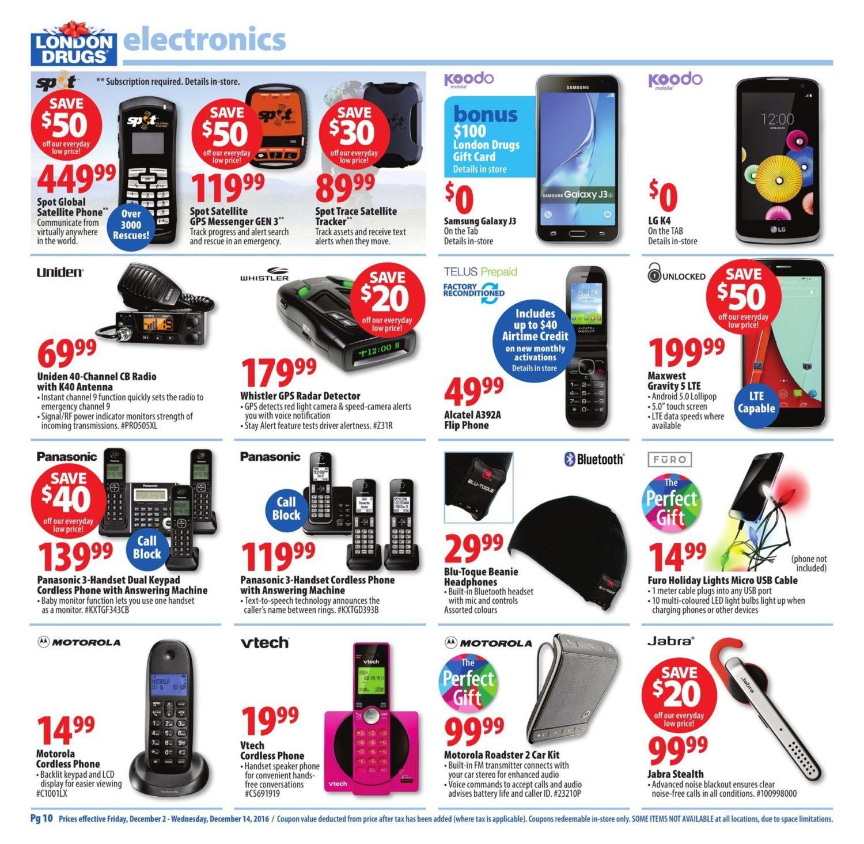 London Drugs Weekly Flyer Tech Savings Dec 2 14 Flashdisk V Gen Astro 64 Gb 20 Original