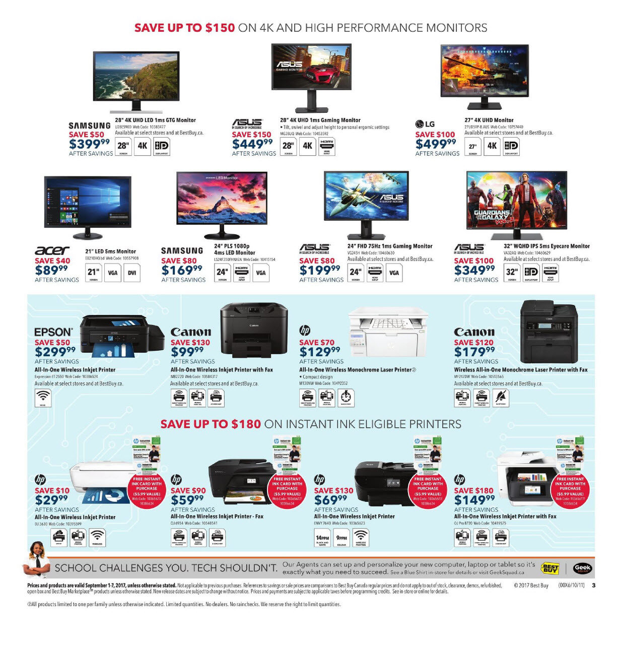 Best buy weekly flyer weekly labour day sale sep 1 7 best buy weekly flyer weekly labour day sale sep 1 7 redflagdeals fandeluxe Image collections