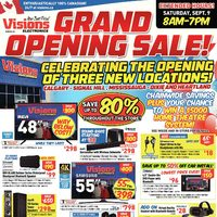 - 1 Day Only - Grand Opening Sale! Flyer