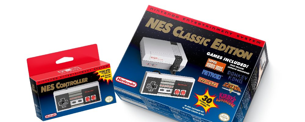 Nintendo Announces the Return of the NES Classic Edition in 2018