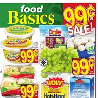 Foodbasics - Weekly - 99-Cent Sale! Flyer