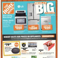 Home Depot Flyer - Toronto, ON - RedFlagDeals.com
