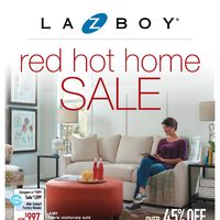 - Red Hot Home Sale Flyer