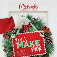 - Santa's Make Shop Flyer