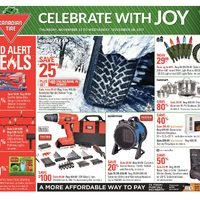 - Weekly - Celebrate with Joy Flyer