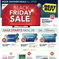 Best Buy - Weekly - Black Friday Sale Flyer