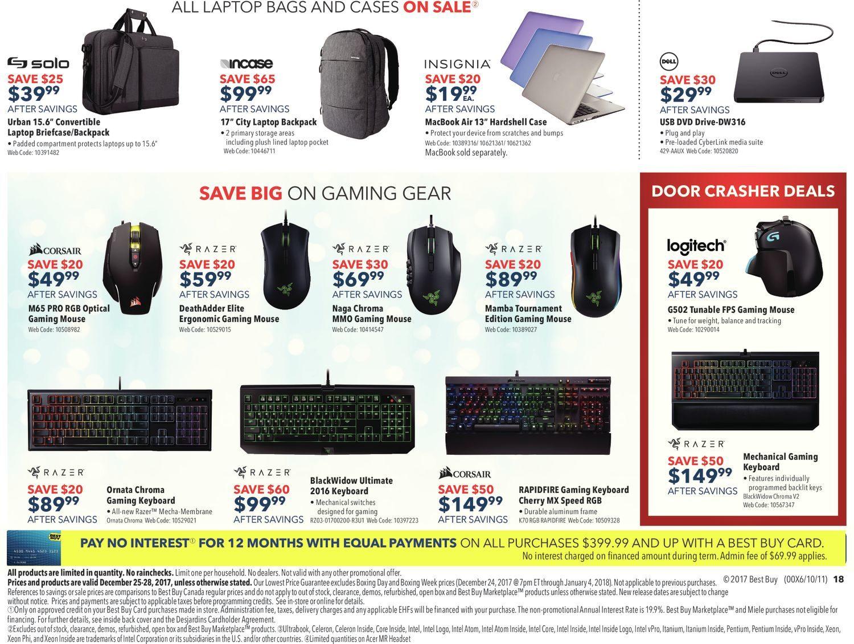 03bd11c5899c Best Buy Weekly Flyer - Boxing Day Sale - Dec 25 – 25 - RedFlagDeals.com