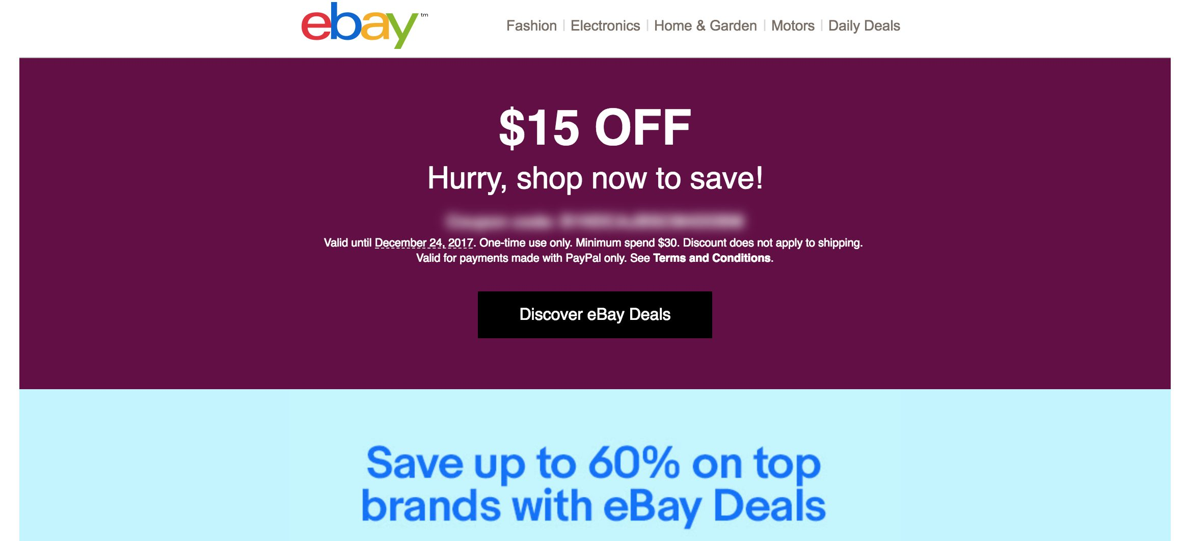 Here's how to redeem your eBay Bucks certificate using eBay's checkout: Shop on eBay. Continue to the eBay checkout page and pay for your item by the expiration date.