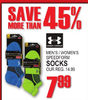 Under Armour Men's/women's Speedform Socks