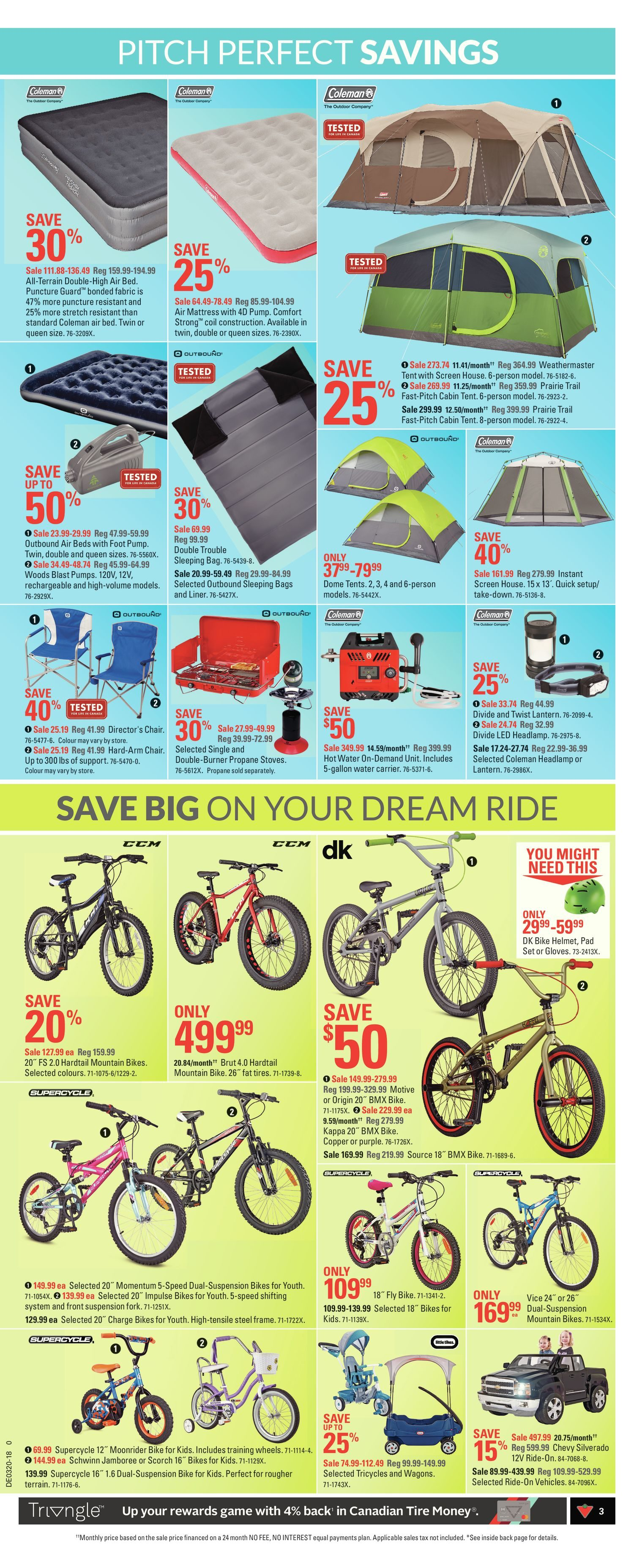 Canadian Tire Weekly Flyer Spring Madness 7 Day Sale Got This Jeep 5 Rotation Diagram See More 784 May 11 17