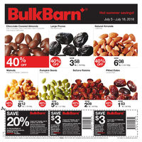Bulk Barn - 2 Weeks of Hot Summer Savings! Flyer