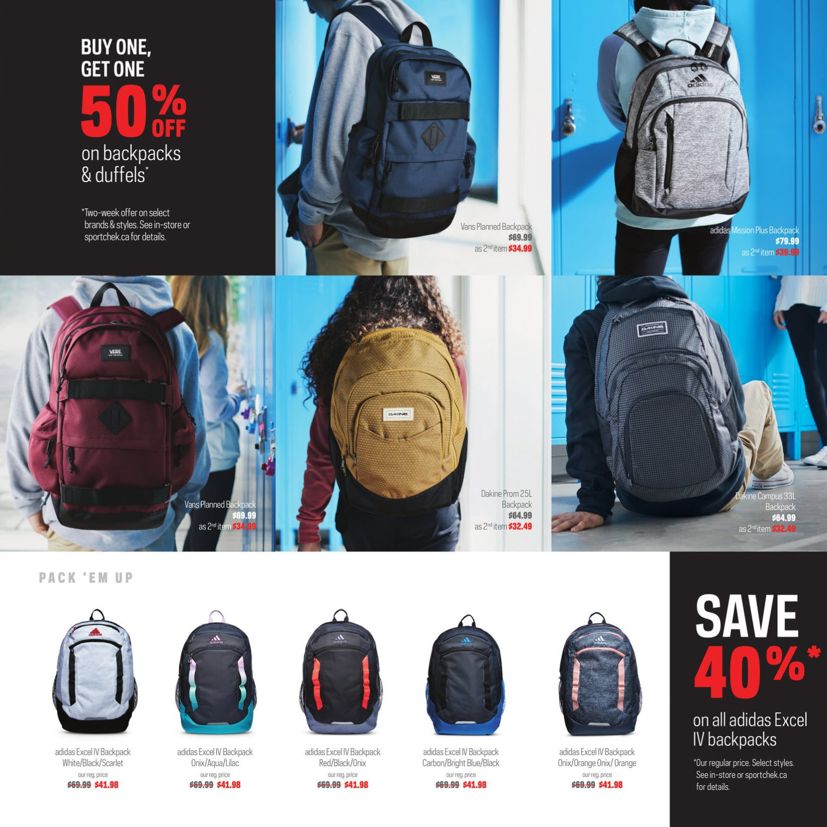 a706354307c0 Sport Chek Weekly Flyer - Move Into Fall - Aug 16 – 29 - RedFlagDeals.com