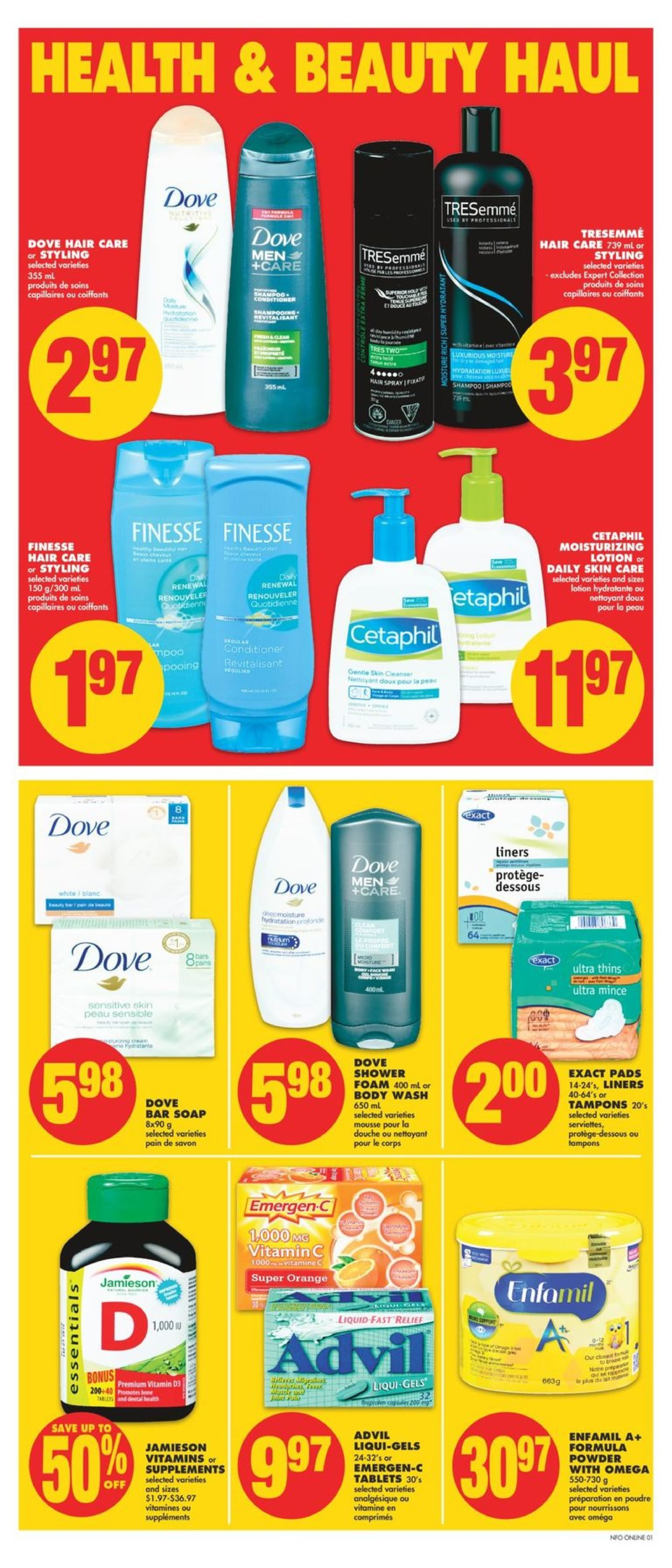 No Frills Weekly Flyer - Weekly - Won't Be Beat - Oct 12 – 17