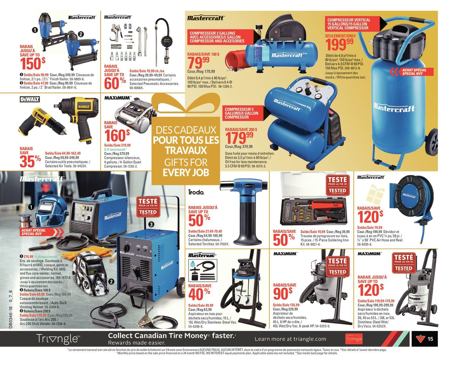 Canadian Tire Weekly Flyer Share The Joy Nov 8 14 Arcfault Circuit Breaker Pros In Colorado Precision Plumbing And