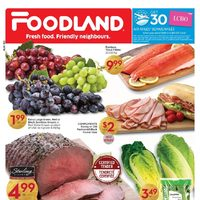 Foodland - Weekly - Get Into The Spirit Flyer