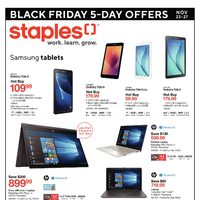 - Black Friday Offers Flyer