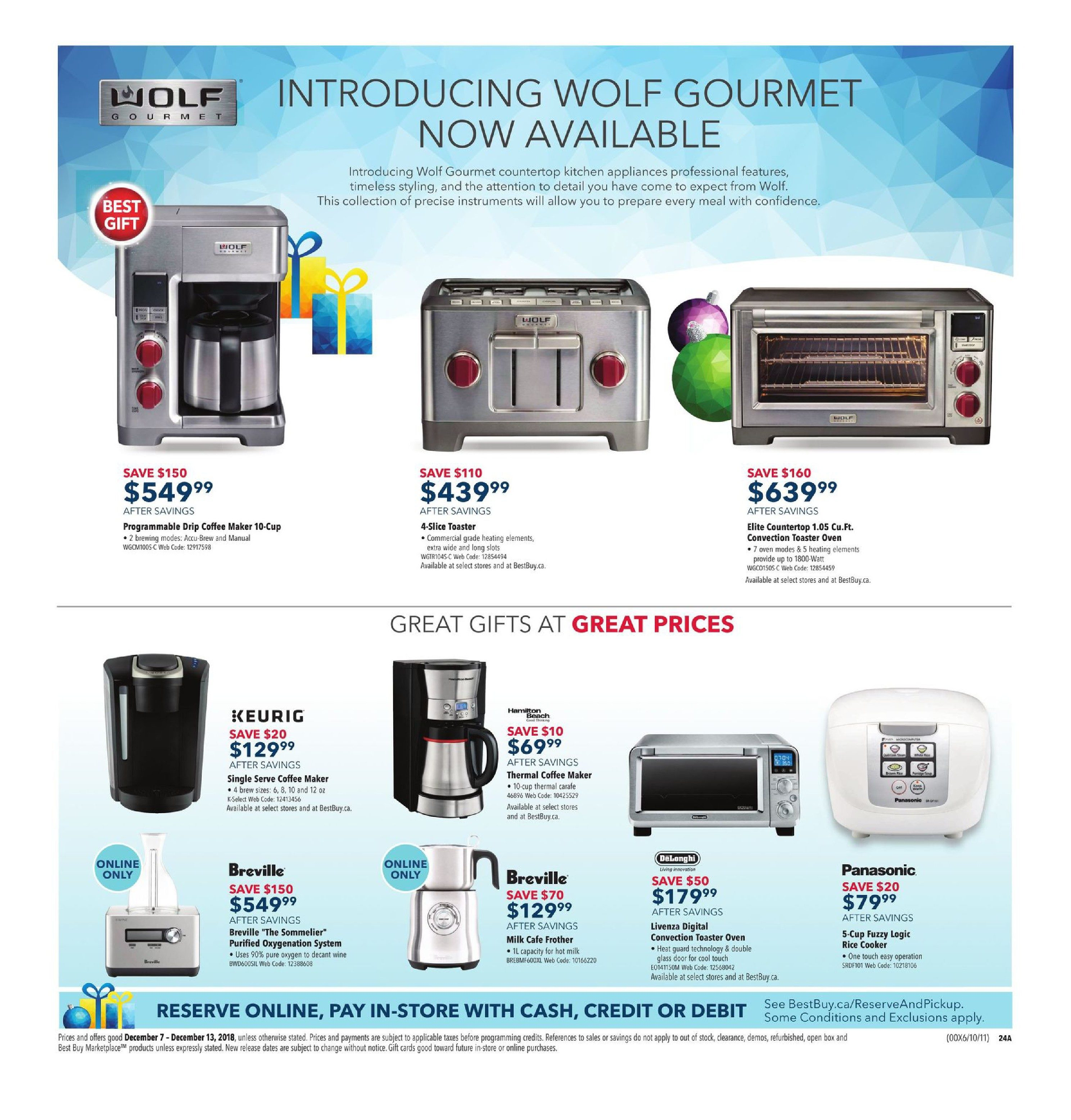 Outstanding Best Buy Weekly Flyer Weekly Holiday Gift Sale Dec 7 Gmtry Best Dining Table And Chair Ideas Images Gmtryco