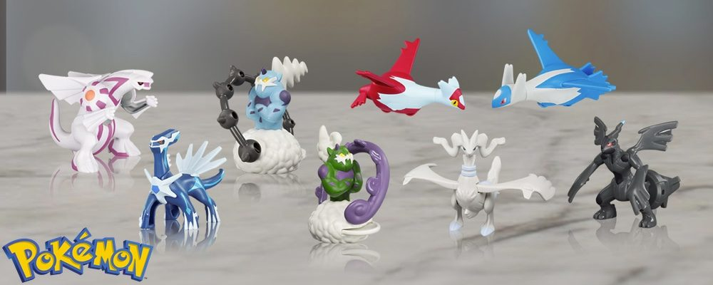 Pokémon Happy Meal Toys Arrive At McDonald's Canada (January 2019)