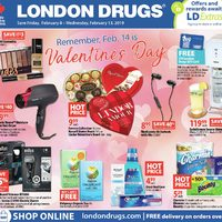 - 6 Days of Savings - Remember Valentine's Day Flyer
