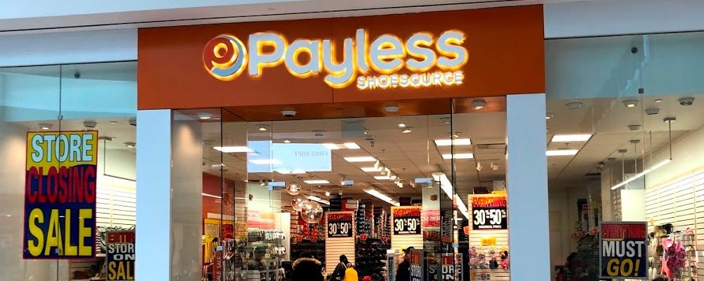 We Visited a Payless ShoeSource Store During Their Store Closing Liquidation Sale
