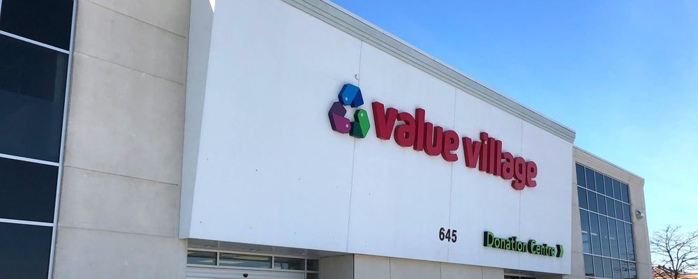 A Trip To Value Village: One Hour and $100 Later, Here's What We Found