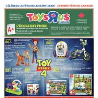 Toys R Us - 10 Days of Savings Flyer
