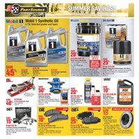 PartSource - Summer Savings! Flyer