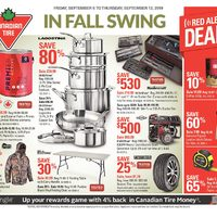 Canadian Tire Flyer - Kitchener, ON - RedFlagDeals com