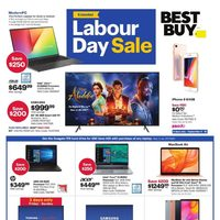- Weekly - Extended Labour Day Sale Flyer
