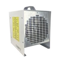 Electric Portable Space Heater - 120V