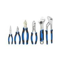 Mastercraft 6-Pc Pliers and Wrench
