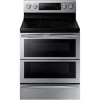 Samsung 5.9 Cu. Ft. Self-Clean Electric Range With Dual Convection