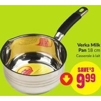 Verka Milk Pan