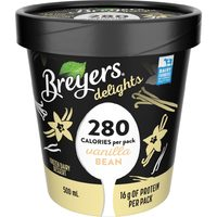Ben & Jerry's Ice Cream Or Breyers Delights Dessert