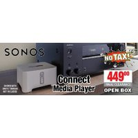 Sonos Connect Media Player
