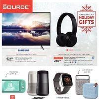 The Source - Weekly Deals - Your Source For Holiday Gifts Flyer