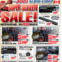 - Weekly - Super Screen Sale!	 Flyer