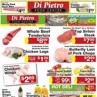 DiPietro - Weekly Specials Flyer