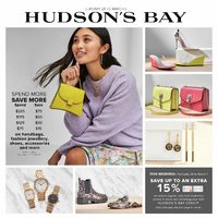 The Bay - Weekly - Shoes & Accessories Days Flyer