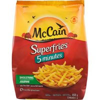 McCain Superfries, Breakfast, Specialty Potatoes or Classic Pockets