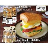 ACE Bakery Baquette Bagels or Biscuits