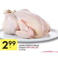 Compliments Whole Chicken