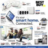 - Weekly - It's Your Smart Home. Connected. Flyer
