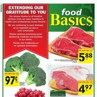 Food basics flyer