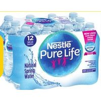 Nestle Spring Water