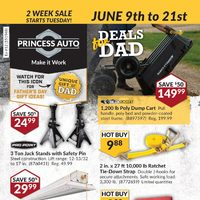 - 2 Week Sale - Deals For Dad Flyer