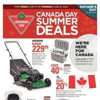 - Weekly - Canada Day Summer Deals Flyer