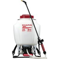 Chapin 4 Gallon Rechargeable Backpack Sprayer