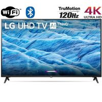 LG IPS LED 4K Television HDR 10/IA Thinq Smart TV - 43""
